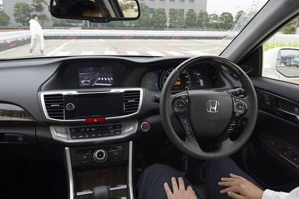 В китае представили первое руководство по эксплуатации автономных авто