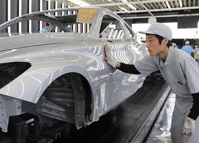 Инженеры Infinity приступили к серийной сборке нового купе Q60