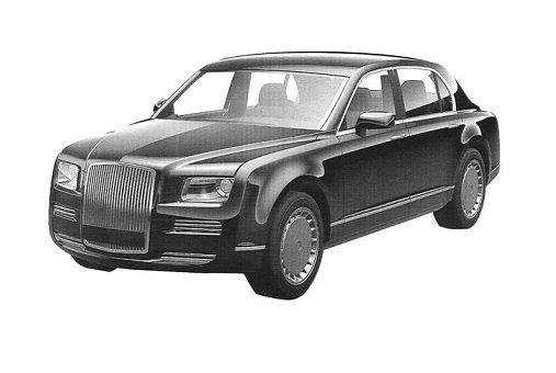 Вразработке спецавтомобиля для Российского лидера приняли участие США