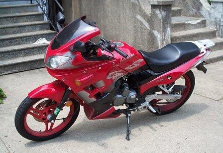 Лифан в РФ расширит в Российской Федерации модельный ряд мотоциклов
