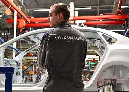 Фольксваген сократит 33 тысячи рабочих мест