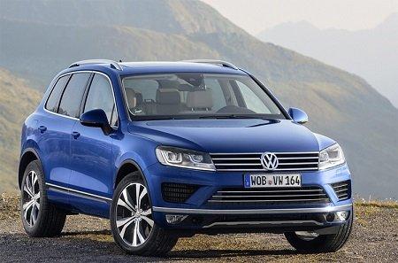 Volkswagen зафиксировал двукратное увеличение спроса на собственные кроссоверы в РФ