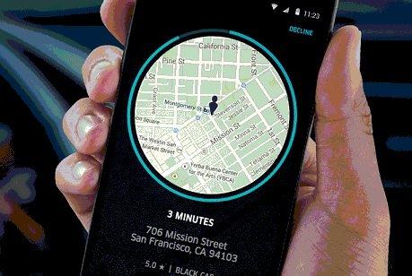 Uber ограничит использование программы Greyball по«обману» чиновников
