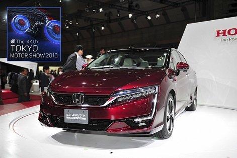 Хонда анонсировала премьеру новых моделей
