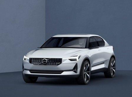 Стоимость электромобиля Volvo составит 35 000 долларов