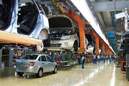 Минпромторг ждет в нынешнем году роста производства машин на8%