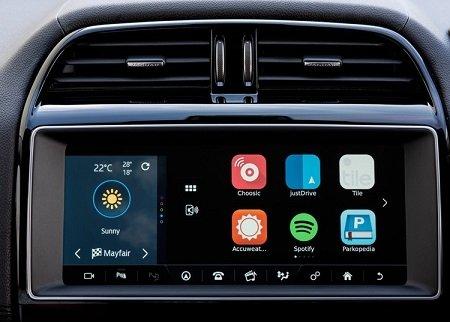 Автомобили Ягуар Ленд Ровер получат безлимитный доступ кинтернету