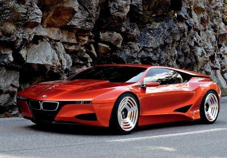 БМВ планирует сделать гиперкар для конкуренции сMercedes-AMG