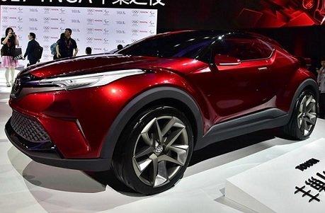 Концептуальный кроссовер Тоёта Way Concept начнут выпускать в предстоящем году