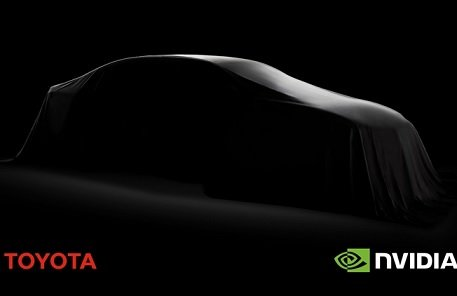 Компании Тоёта иNvidia объединились ради создания нового беспилотника