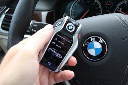 В ближайшем будущем на смену ключам придет приложение в смартфоне — BMW