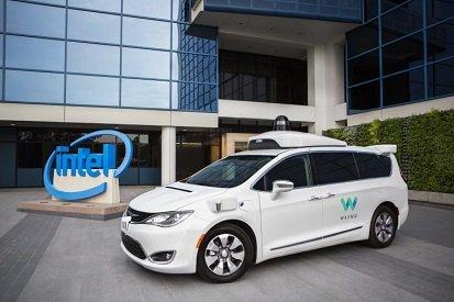 Intel иGoogle уже восемь лет совместно работают над автономными разработками