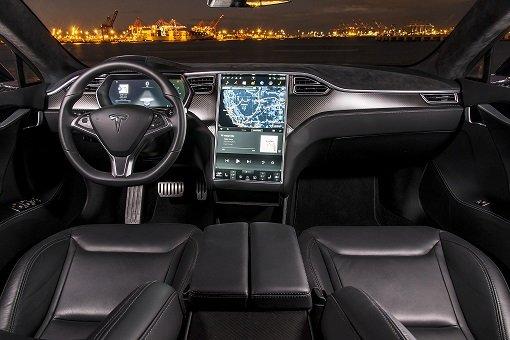 Tesla представила «морозный» режим для собственных электрокаров
