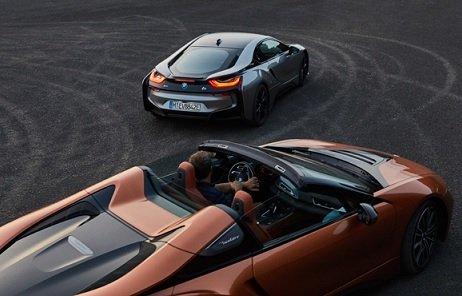 BMW представила новый спорткары с электрическим приводом