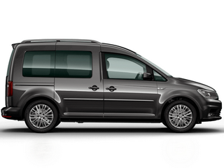 Volkswagen Caddy или Citroen Berlingo