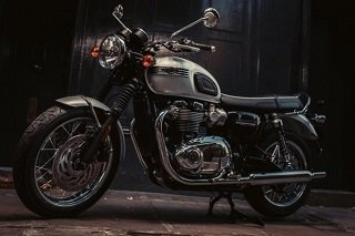 «Diamond Edition»: «Triumph Motorcycles» празднует юбилей «Т120»