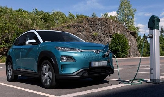 Модель «Kona Electric» стала рекордсменом Книги Гиннеса