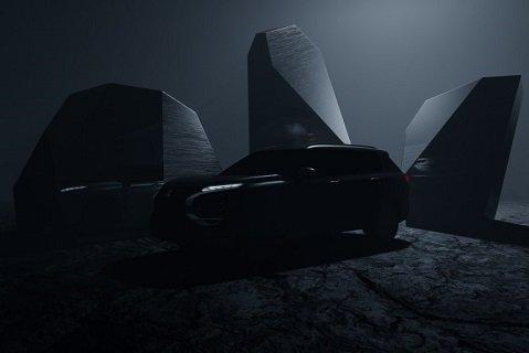 Показано фото ожидаемой новинки от «Mitsubishi»
