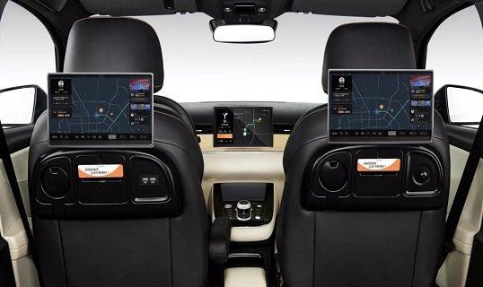 Бизнес-партнеры презентовали электрокар для агрегаторов такси