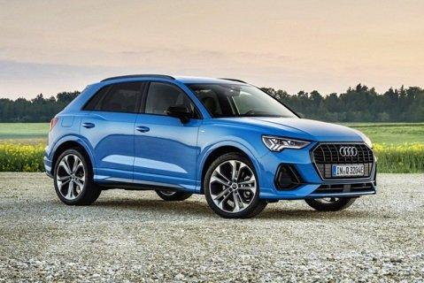 Модель «Q3» от «Audi» впервые стала «гибридом»