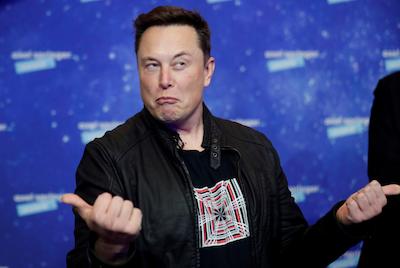 Маск предлагал «яблоку» приобрести «Tesla»