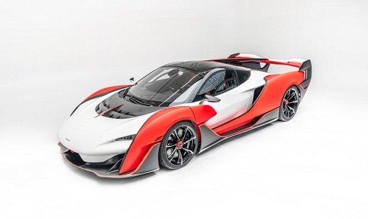 «McLaren» выдала первый лимитированный суперкар «MSO Sabre»