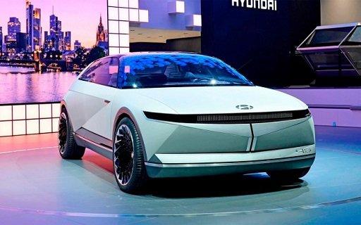 В РФ появится модельная линейка электромобилей от «Hyundai»