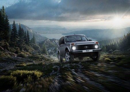 «АВТОВАЗ» официально переименовал «LADA 4x4»