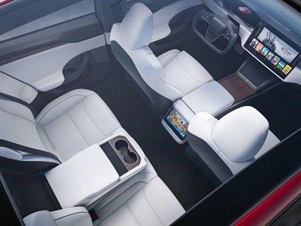 «Tesla» провела редизайн «Model S»