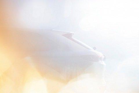 Модель «HR-V»: бренд «Honda» продемонстрировал первые изображения