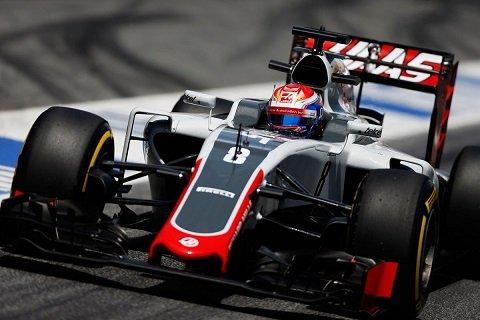 Команда «Haas» не смогла протестировать новый болид
