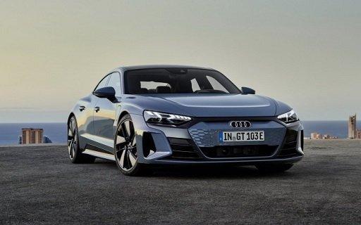«Audi» презентовала «e-tron GT»