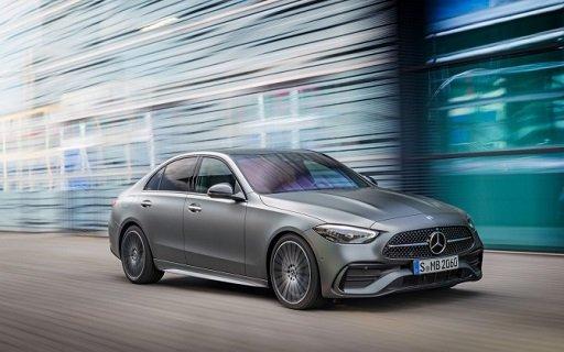 «С-Class»: «Mercedes-Benz» представила модель новой генераци