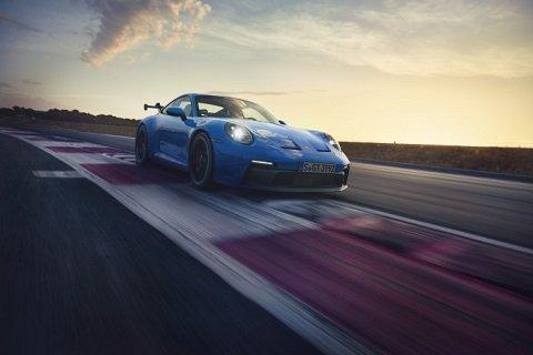 Бренд «Porsche» представил новый  «911 GT3»