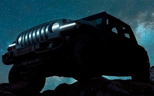 «Jeep» готовит электрический «Wrangler»