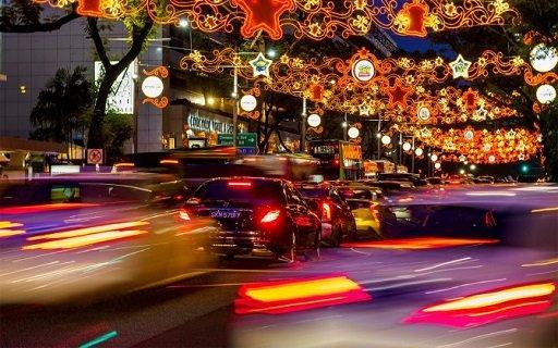 В Сингапуре законодательно запретят авто с ДВС