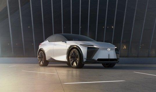 «LF-Z Electrified»: представлен инновационный концепт-кар от «Lexus»