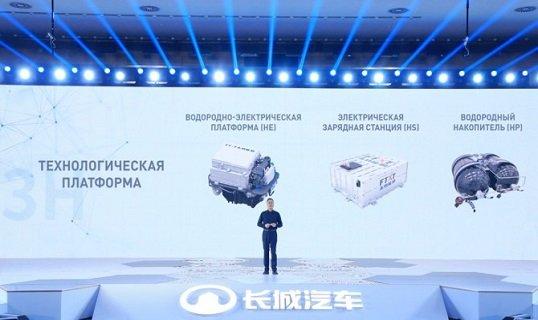 Водородные технологии: команда «Great Wall» представила стратегию развития