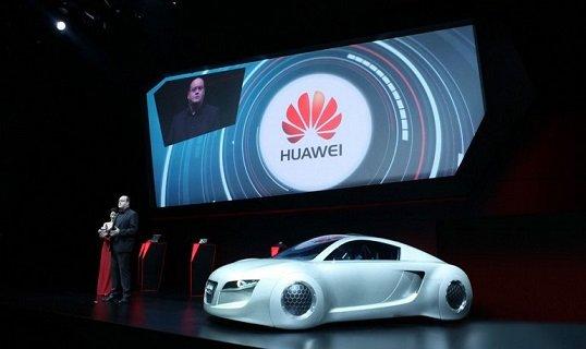 «Huawei» нацелена на успех в автобизнесе