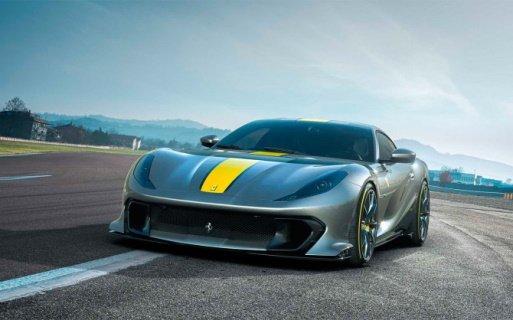 «Ferrari» выдала модификации «812 Superfast» с мощнейшими моторами