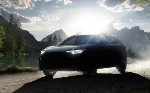 «Subaru» раскрыла некоторые детали об ожидаемой новинке