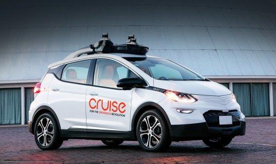 Беспилотные авто: Калифорния разрешила пассажирские перевозки