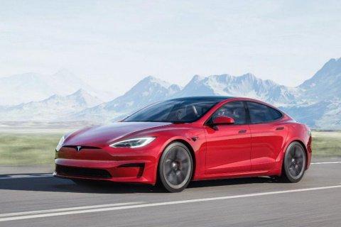 «Tesla» вынуждена отказаться от «Model S Plaid Plus»