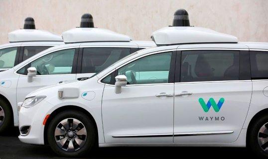 «Waymo» привлекала крупные инвестиции на развитие беспилотных технологий