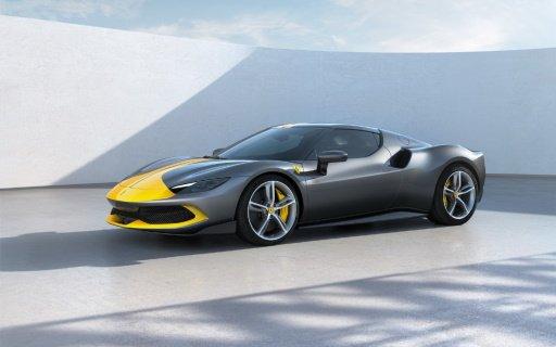 «Ferrari» выдала 830-сильный «гибрид»