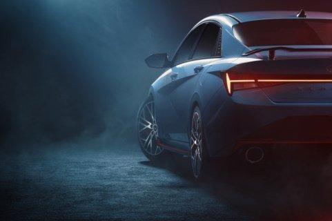 «Hyundai» показала изображения спортивной модификации «Elantra N»