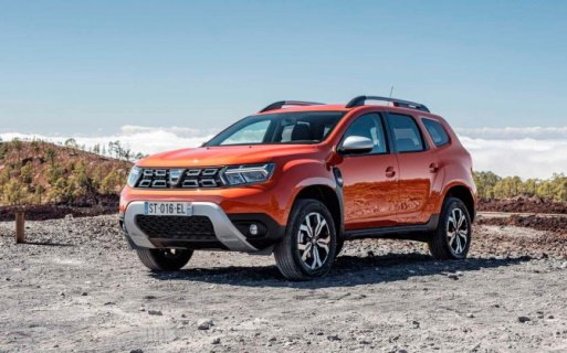 «Dacia» презентовала новый «Duster»