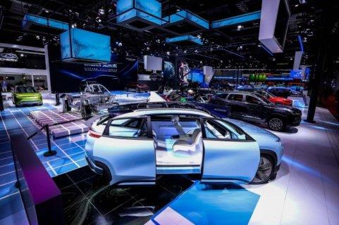 «Chery» настроена продавать в РФ электромобили