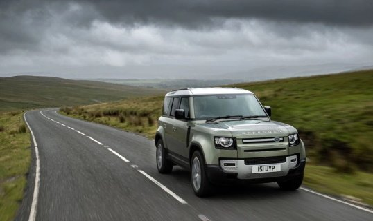 «Land Rover» выдаст первый «внедорожник» на водородном топливе