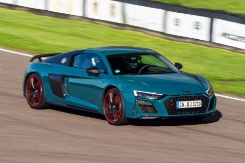 «Audi R8»: немецкий суперкар вернется на авторынок РФ